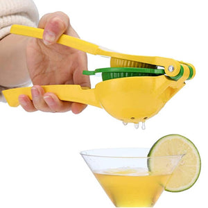 Fancyland™  Manual Juicer Lemon Lime Squeezer,Metal Juicer Citrus Squeezer Press