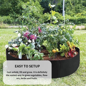 Fancyland™ Fabric Raised Planting Bed