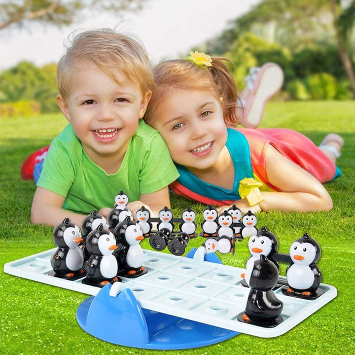 Fancyland™Penguin balance seesaw puzzle children toy