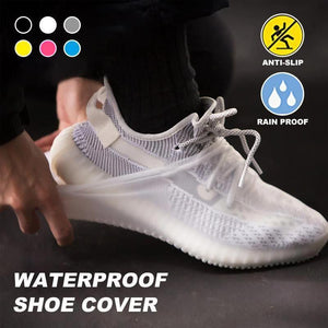 Fancyland™ Outdoor Waterproof Shoe Covers (1 Pair)