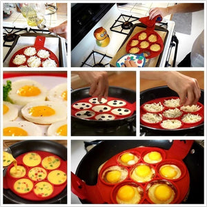 Fancyland™ Silicone Fried Egg Pancake Cooking Tool