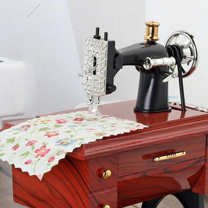 Fancyland™ Mini Sewing Machine Music Box