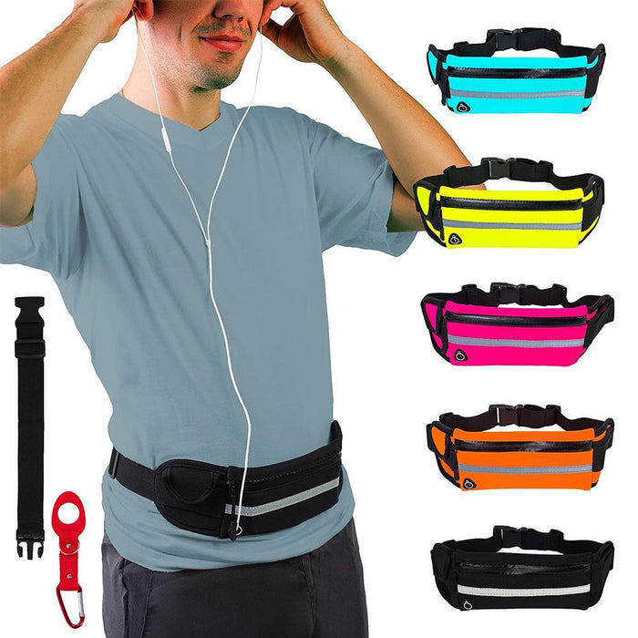 Fancyland™ Waist Bag Sports Portable Gym Bag Hold Water Cycling bag Waterproof