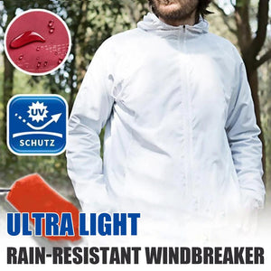 Fancyland™ Ultra-Light Rainproof Windbreaker