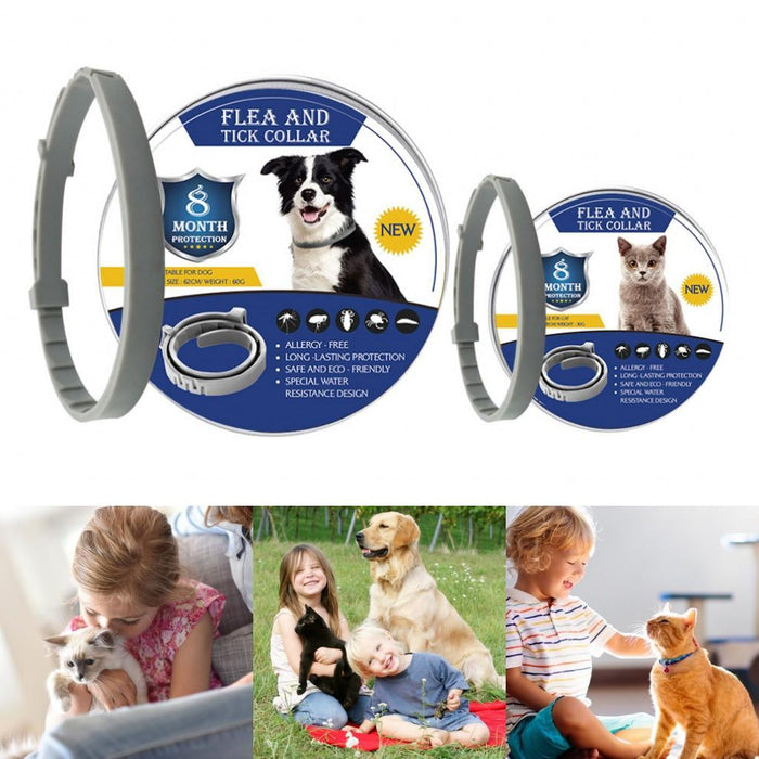 Fancyland™ Flea and Tick Collar for Dogs& Cats