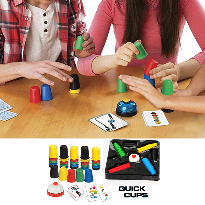 Fancyland™ Speed Stacking Cup Game for Kids