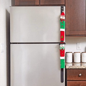 Fancyland™ Snowman Kitchen Handle Door Covers(SET OF 3)