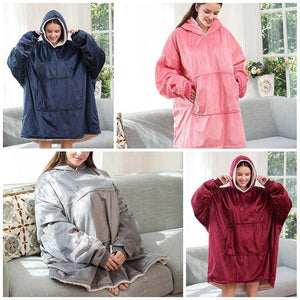 Fancyland™ Ultra Oversized Soft Blanket Sweatshirt