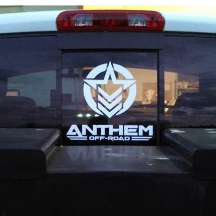 Anthem Vertical Large Decal