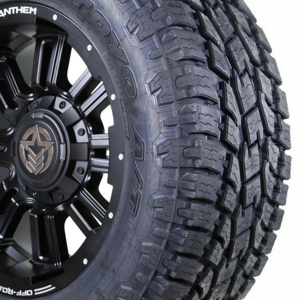 Anthem A722 Enforcer 305-55R20 Toyo Open Country AT Close