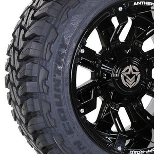 20x12 - A711 Defender w/ 33x12.50R20 Toyo Open Country MT (Set of 4)