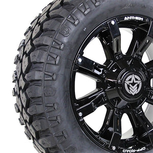 18x9 - A711 Defender w/ 305-55R20 Mickey Thompson Deegan 38 (Set of 4)