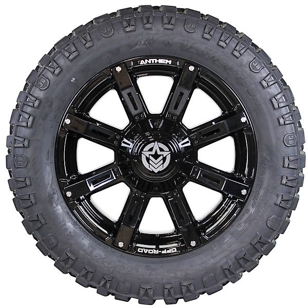 20x9 A711 Defender 305-55R20 Mickey Thompson Deegan 38