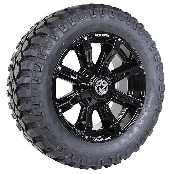 20x9 A711 Defender 305-55R20 Mickey Thompson Deegan 38 Side