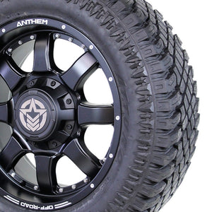 20x9 - A732 Commander w/ 285-55R18 Atturo Trail Blade XT (Set of 4)