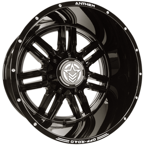 Anthem Wheels 22x14 - A753 Equalizer Side