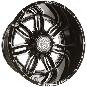 Anthem Wheels 22x14 - A755 Equalizer Side