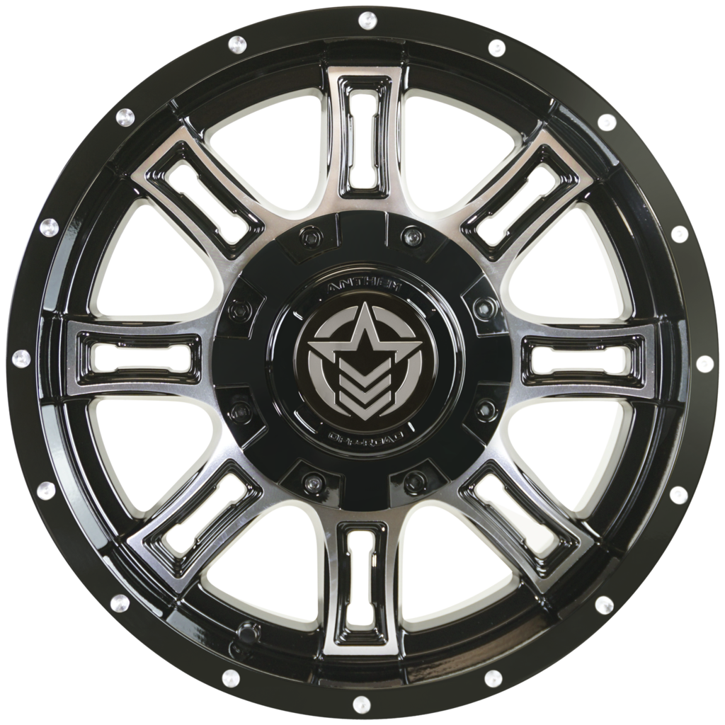 18x9 - A776 Instigator - $899/set ($650 for Ambassadors)