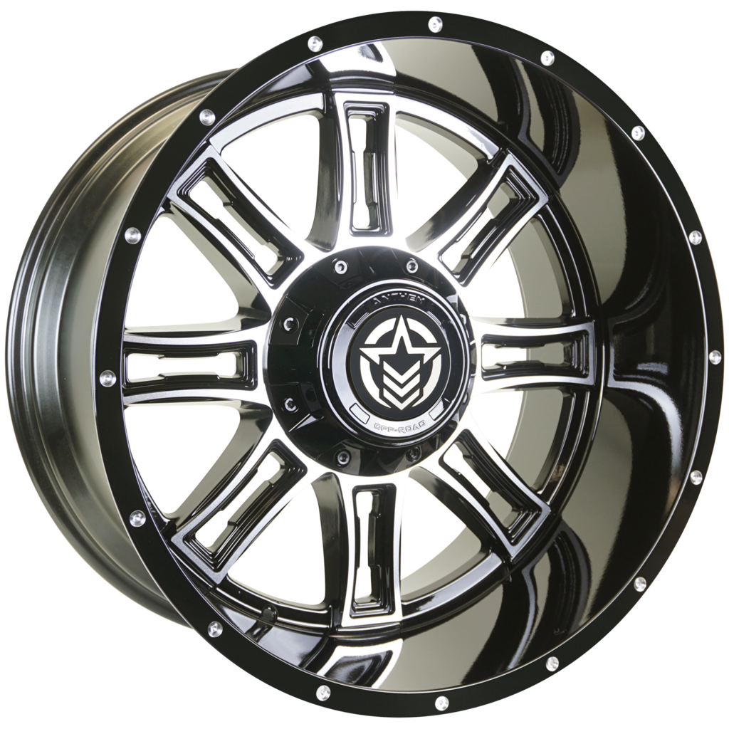 22x12 - A776 Instigator - $1449/set ($970 for Ambassadors)