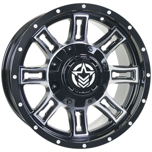 17x9 - A776 Instigator - $799/set ($570 for Ambassadors)