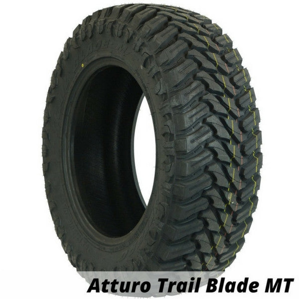 Mud Terrain (MT) Tires