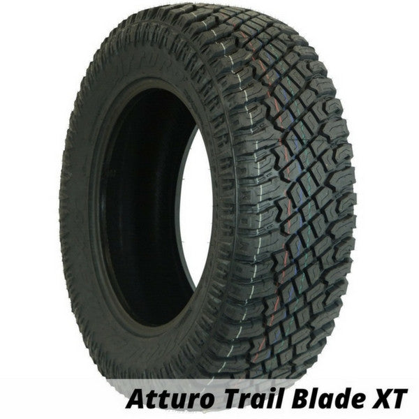 All Terrain (AT) Tires