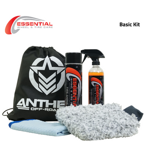 Essential Wheel & Tire Care Kits