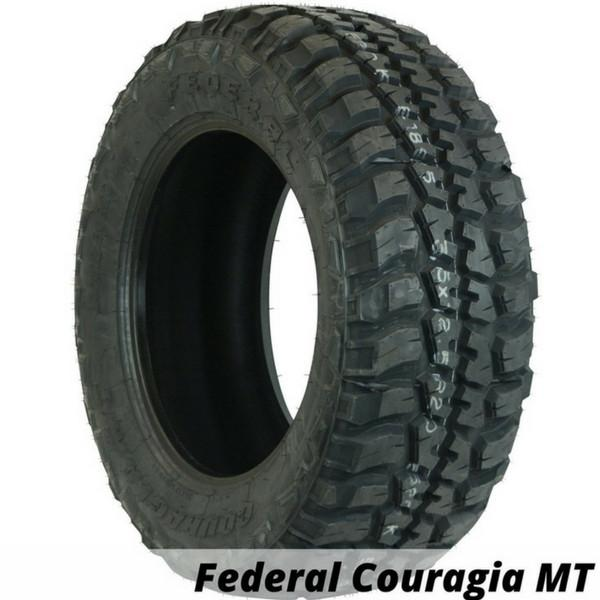 Anthem Wheels Federal Couragia MT