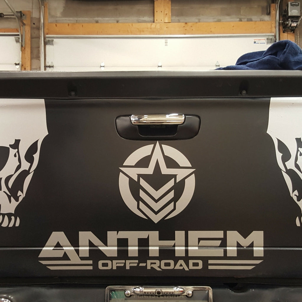 Anthem Decals - Lots of Options