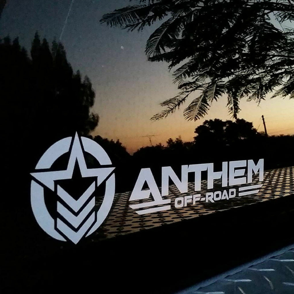 Anthem Decal