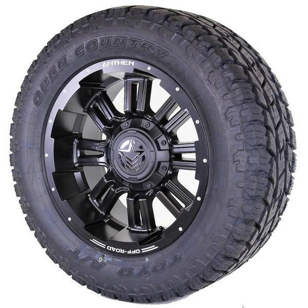 Anthem A722 Enforcer 305-55R20 Toyo Open Country AT Side