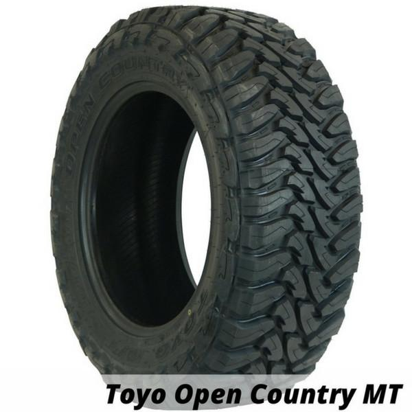 Anthem Wheels Toyo Open Country MT Tires