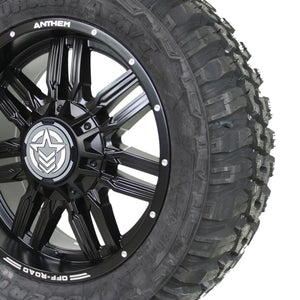 20x9 A754 Equalizer 33x12.50R20 Federal Couragia MT Close