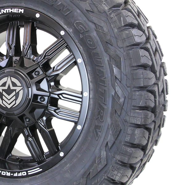 18x9 a754 equalizer w 33x12 50r18 toyo open country rt set of 4