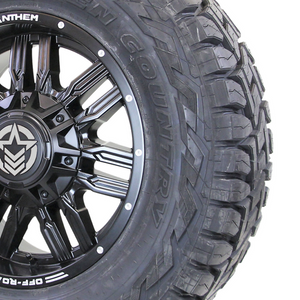 Anthem A754 Equalizer 33x12.50R18 Toyo Open Country RT Close
