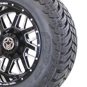 Anthem A761 Gunner 35x12.50R20 Amp Mud Terrain Attack Close