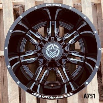 Anthem Wheels Offical Store Anthem Off Road Wheels