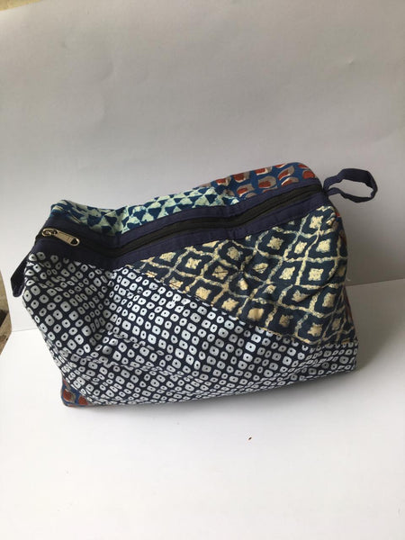 Large Travel/ Jewellery Pouch