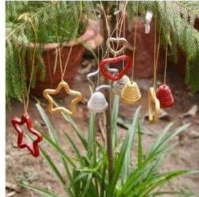 Christmas Tree Ornaments (Set of 9)