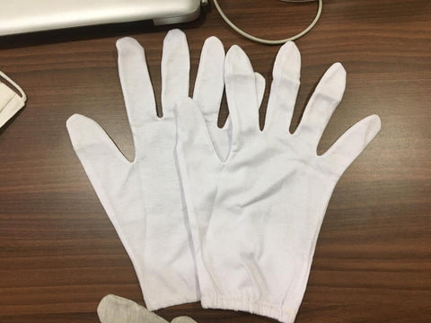 Cotton Reusable Gloves