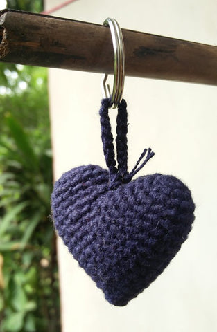 Heart in the Key Ring