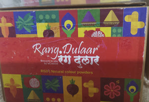 Rang Dulaar Natural Holi Colours