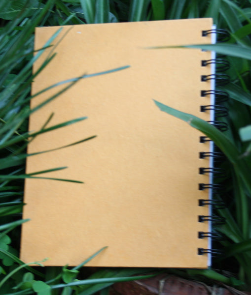 Recycled paper Spiral Notebook