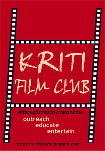 General Contribution for Kriti Film Club