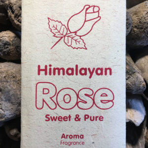 Himalayan Rose Incense Sticks