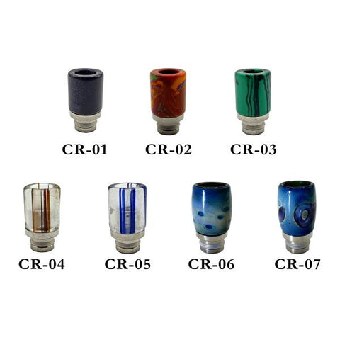 510 Ceramic Resin Drip Tips Old Pueblo Vapor