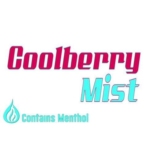 Coolberry Mist E-Liquid Old Pueblo Vapor