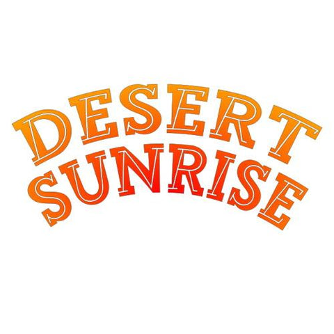 Desert Sunrise E-Liquid Old Pueblo Vapor
