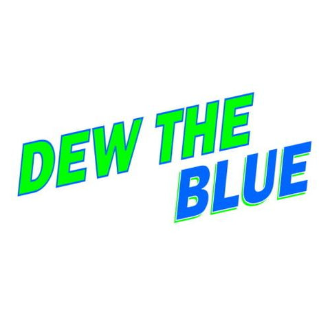 Dew the Blue E-Liquid Old Pueblo Vapor