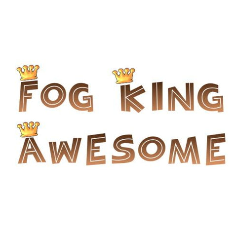 Fog King Awesome E-Liquid Old Pueblo Vapor